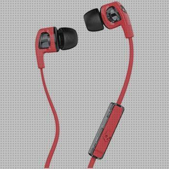 Review de black audífonos skullcandy bluetooth smokin buds 2 black red
