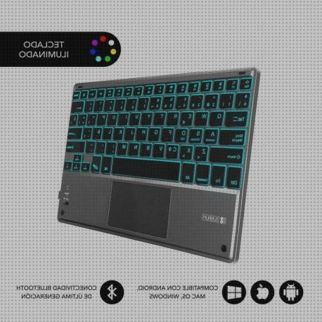 Opiniones de wireless bluetooth teclado touchpad wireless