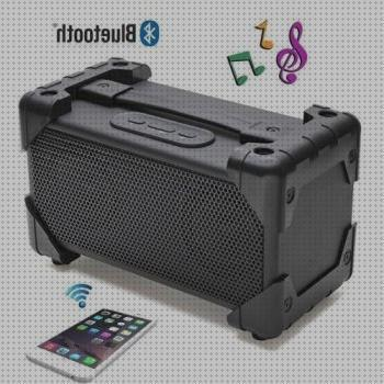 Todo sobre boom boom box off road altavoz bluetooth
