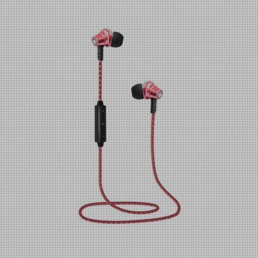 Review de cascos rosas con bluetooth integrado