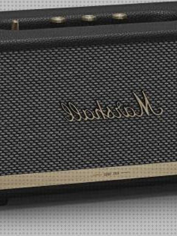 Review de los 8 mejores bluetooth marshall