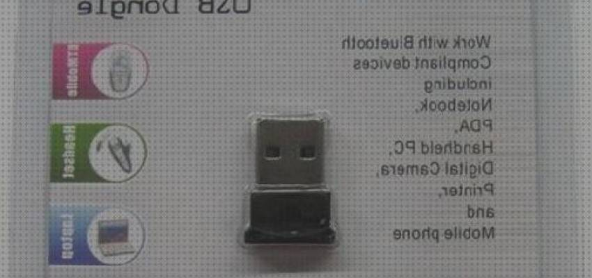 Los 10 Mejores Bluetooth Usb Dongle